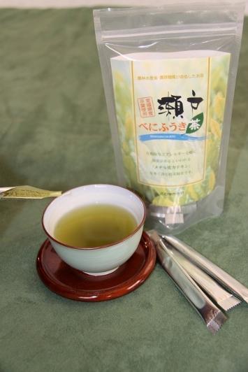 画像2: 紅富貴緑茶 30本パック